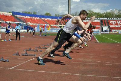 28-29 апреля пройдёт «Открытие легкоатлетического сезона»