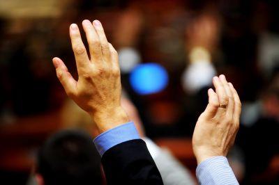 3 декабря – отчётно-выборная конференция