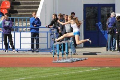 400 метров с барьерами – это не шутка!?