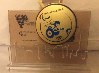 56 медалей с берегов Персидского залива