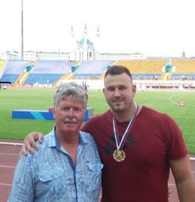 Александр Лесной – победитель чемпионата России и Летнего тура ВФЛА
