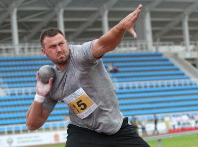 Александр Лесной – пятый на чемпионате Европы