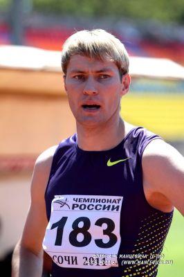Александр Шустов — кандидат на пост президента ВФЛА