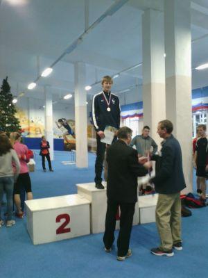 Алексей Чарыков: Прыжки в длину – это моё