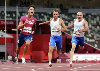 Андрей Вдовин – серебряный призёр Паралимпиады