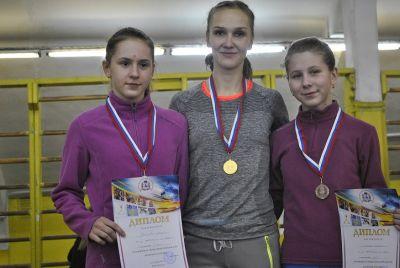 Чемпионы и призёры