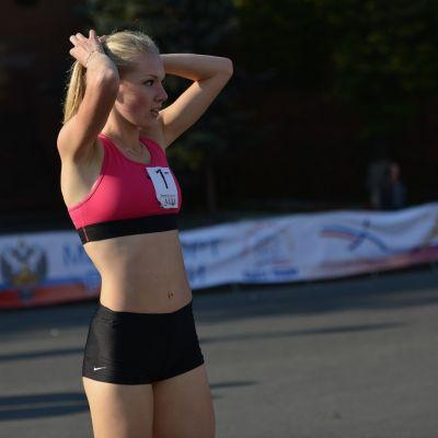 Дарья Ясницкая: В перспективе – 400 метров