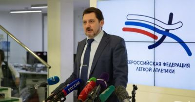 Евгений Юрченко объявил  о своей отставке с поста президента ВФЛА