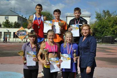 Фанфары в честь победителей и призёров