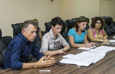 Готовится проект по восстановлению учебно-тренировочного стадиона КСДЮСШОР №1