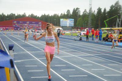 Марина Максимова и Екатерина Тюрина выступили на первенстве Европы