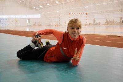 Марина Сизова: 200 метров – это любимое