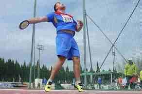 Николай Седюк — бронзовый призёр чемпионата страны