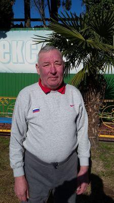 Поздравляем с юбилеем тренера-преподавателя КСДЮСШОР №1 Ивана Никитовича Коптюха