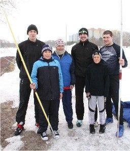 Поздравляем с юбилеем тренера-преподавателя КСДЮСШОР №1 Людмилу Ильиничну Чуркину!