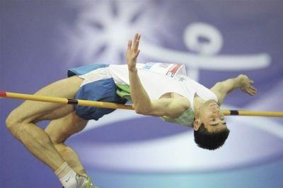 Серебряный прыжок Ильичёва