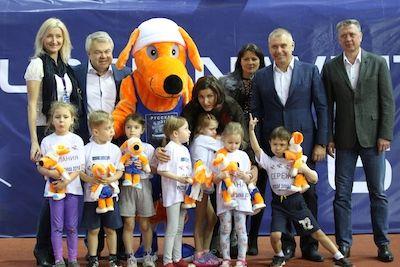 Серёжа Шустов — чемпион среди «Детей чемпионов»