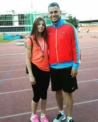 Софья Карпова – бронзовый призёр первенства страны