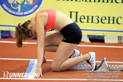 Софья Карпова: «Я всегда хотела бегать!»