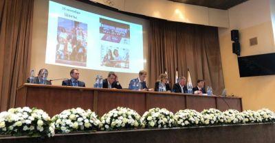 Состоялась отчётная конференция Всероссийской федерации легкой атлетики