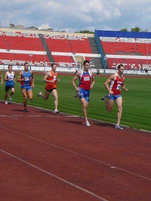 Стартует чемпионат области