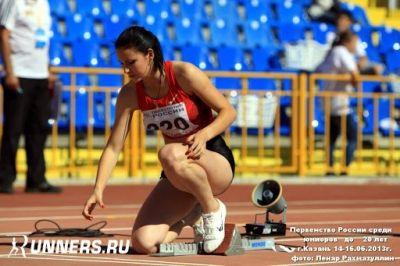 Тарасова — чемпионка Москвы