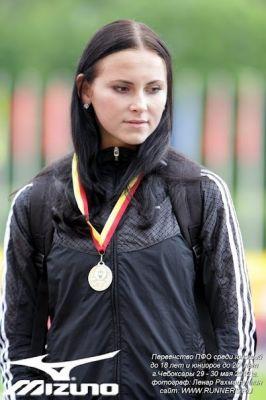 Тарасова — лучшая в спринте
