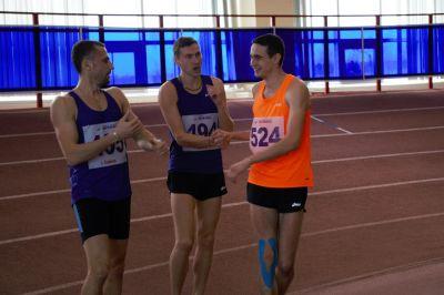 Три медали из столицы Мордовии