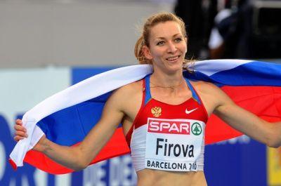 В газете «Спорт-Экспресс» опубликовано интервью с саровской бегуньей Татьяной Фировой.