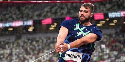 Валерий Пронкин – восьмой на Олимпиаде в Токио