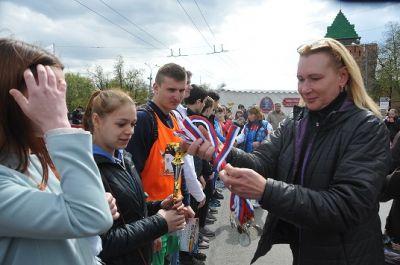 Вчера в газете «Нижегородский спорт» было опубликовано интервью с Натальей Садовой.